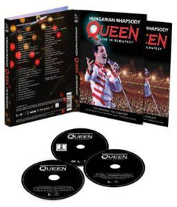 Hungarian Rhapsody (Blu-ray+2 CD) [Import]