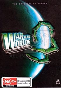 War of the Worlds - Complete Series [Import]