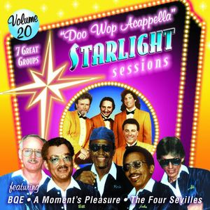 Doo Wop Acappella Starlight Sessions 20 /  Various