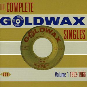 Complete Goldwax Singles 1 1962-1966 /  Various [Import]