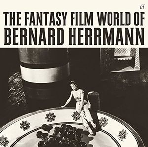 Fantasy Film World Of Bernard Herrmann [Import]