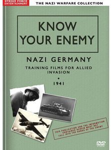 Know Your Enemy: Nazi Germany [Import]
