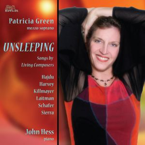 Unsleeping: Songs By Living Composers
