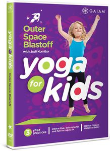 Kids Yoga: Outer Space Blast-Off