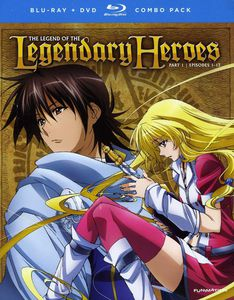 Legend of Legendary Heroes: Part 1
