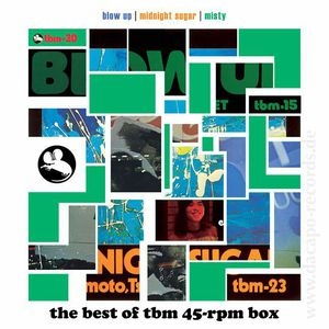 Best of TBM (Three Blind Mice) /  Various