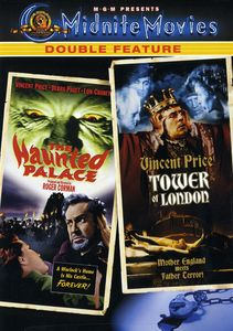 Haunted Palace (1963) & Tower of London (1962)