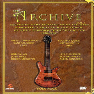 Archive 1: Folk Rock /  Various