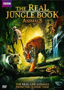 Real Jungle Book Animals