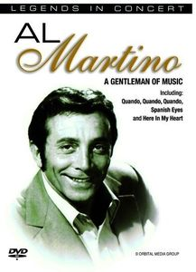 Al Martino: Legends In Concert