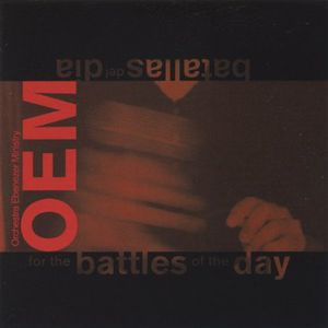 For the Battles of the Day/ Batallas Del Dia