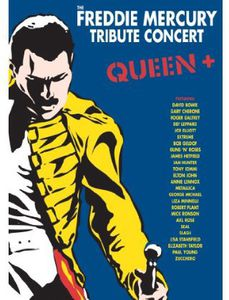 Freddie Mercury Tribute Concert /  Various