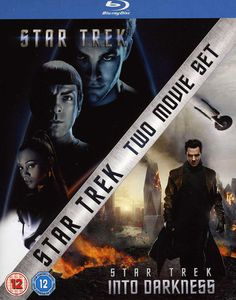 Star Trek + Star Trek Into Darkness