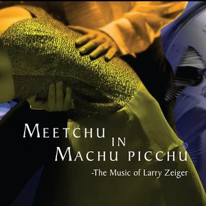 Meetchu in Machu Picchu-The Music of Larry Zeiger