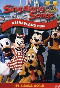 Sing-Along Songs: Disneyland Fun