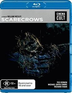Scarecrows Bluray [Import]