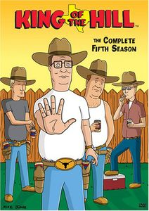 King of the Hill: The Complete Fifth Season