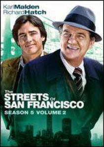 The Streets of San Francisco: Season 5 Volume 2
