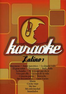 Karaoke Latino (Pal/ Region 4) 1