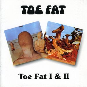Toe Fat I /  Toe Fat II [Import]