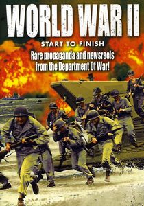 WWII: World War II Start to Finish