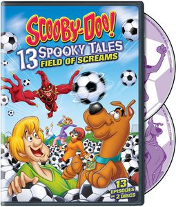 Scooby-Doo: 13 Spooky Tales - Field of Screams