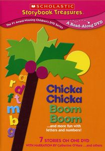 Chicka Chicka Boom Boom & More Fun with Letters &