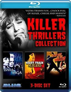 Killer Thrillers Collection