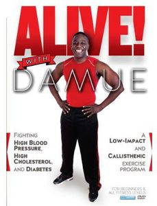 Alive with Damue: Low Impact & Callisthenic Exerci