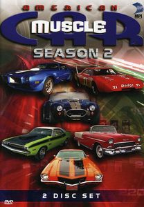 American Musclecar: Season 2