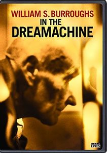 William S. Burroughs in the Dreamachine