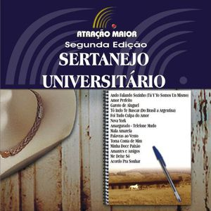 Sertanejos Universitario /  Various [Import]