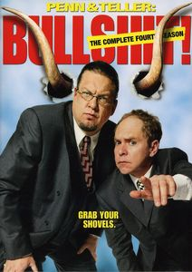 Penn & Teller Bullshit: The Complete Fourth Season