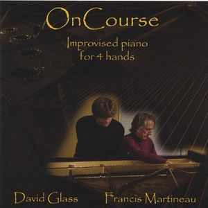 On Course: Improvised Piano for 4 Hands