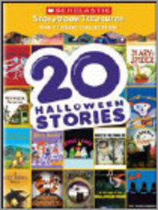 20 Halloween Stories - Scholastic Storybook