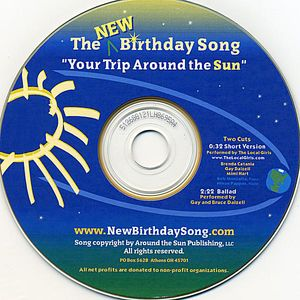 Your Trip Around the Sun