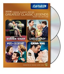 TCM Greatest Classic Legends Film Collection: Jean Harlow