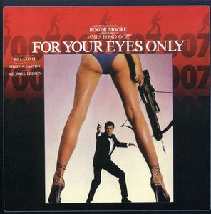 For Your Eyes Only /  O.S.T. [Import]