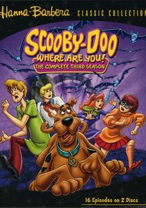 Scooby Doo Where Are You: Complete Third Season