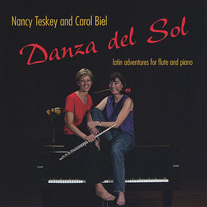 Danza Del Sol: Latin Adventures for Flute & Piano