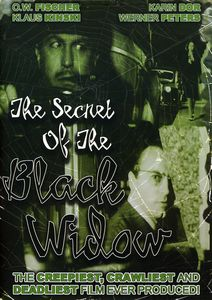 Secret of the Black Widow