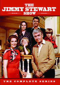The Jimmy Stewart Show: The Complete Series