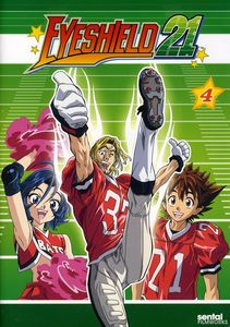 Eyeshield 21: Collection 4