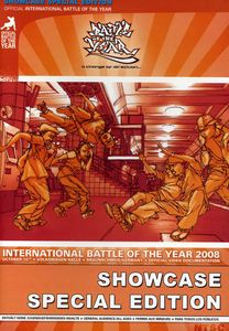 International Battle of the Year Showcase Edition