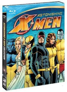 Marvel Knights: Astonishing X-Men - Blu-ray Set