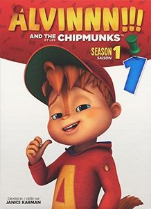 Alvin & the Chipmunks: Season 1 - Vol 1