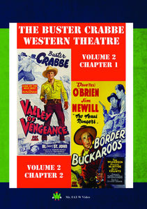 Buster Crabbe Western Theatre Vol 2