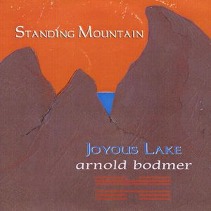 Standing Mountain Joyous Lake