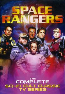 Space Rangers: The Complete Sci-Fi Cult Classic TV Series