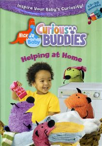Nick JR Baby Curious Buddies: Helping at Home